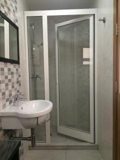 Terrace room private bathroom