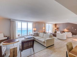 3 Bedroom Full Ocean Front at 1 Hotel Residences, Miami Beach