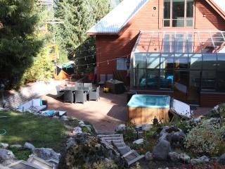 Closest Luxury Chalet to Whistler Village