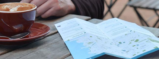 Copy of  local guide with hand-picked insider´s tips for the neighborhood