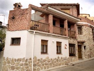 Casa Rural de alquiler completo en Piedralaves