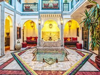 Riad Matins De Marrakech