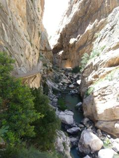 Caminito del Rey - May 2016 'Open for Business'