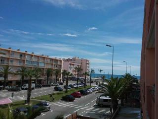 Appartement de vacances 50m de la mer, Saint-Cyprien-Plage