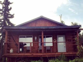Beautiful 2 Bedroom Cabin overlooking Cook Inlet