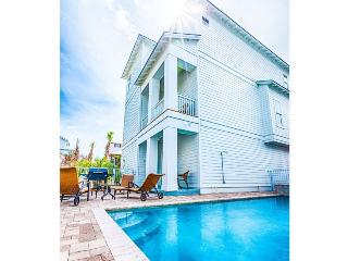Sea`N Stars: Brand New! Private Pool, Steps to the Beach, Destin
