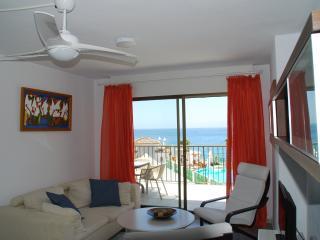 Precioso apartamento con vistas a la playa
