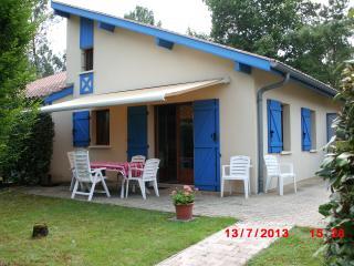 Maisonnette  avec jardin et piscine classée 3 *, Saint-Julien-en-Born