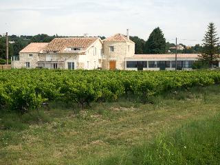 PROVENCE-MAS 17ème STONES 6500 SF, PISCINE AVIGNON, Rochefort du Gard