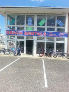 Beach Stuff Rentals - Four Blocks
