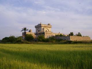 Masseria fortificata Insarti Lecce, Cavallino