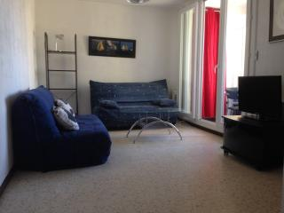 studio 4 couchages Carnon-Plage