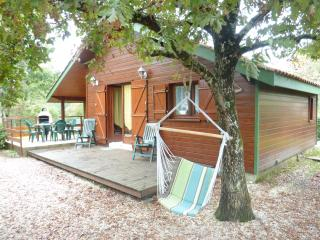 Chalet Maison  (7pers) a HOURTIN Lac/Ocean/Foret