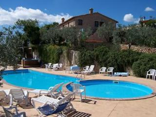 Apartment in Farmhouse with pool - Petunia 2, San Terenziano