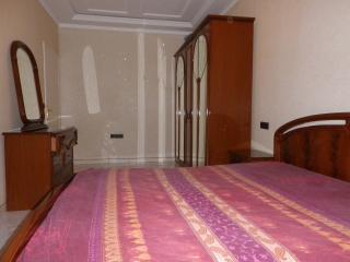 Location appartement meuble et equipe a Nador