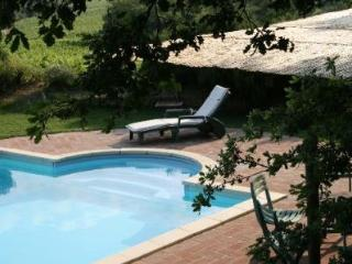 Farmhouse with Swimming pool Orizzonte, Ficulle