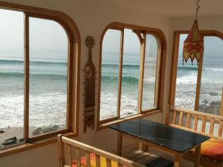 perfect sea view apartment in taghazout village 2, Taghazout