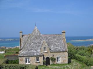 Logement en Bretagne dans maison de caractère, Plouescat