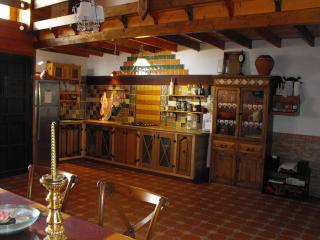 La casa de Tila (Sauna, arte y confort en madera).