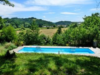 Chalet near Biarritz with heated pool (2), La Bastide Clairence