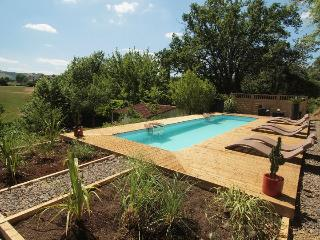 Riverside chalet with heated pool near Biarritz(6)