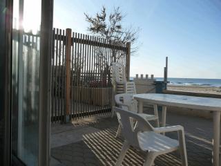 villa sur la plage