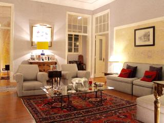Central, Charming 7 bedroom, River view apartment, Lisbonne