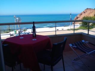 Apartamento com piscina junto à Praia (lotação 4 ), Sao Martinho do Porto