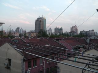 Duplex in Downtown, Shanghái