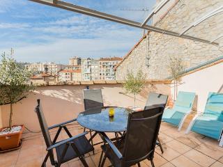 Apartement avec terrasse et A/C en centre ville, Aix-en-Provence