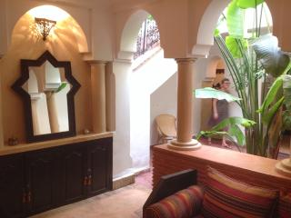 RIAD À LOUER 4 PERSONNES - RIAD FOR RENT 4 PEOPLE, Marrakesh