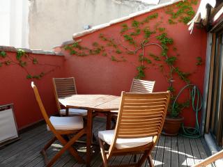 Appart Duplex 2-5  pers  2 terrasses hypercentre, Aix-en-Provence
