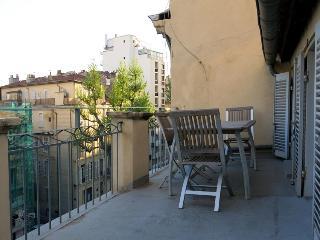 2 pièces avec terrasse, cosy, centre, Marsella