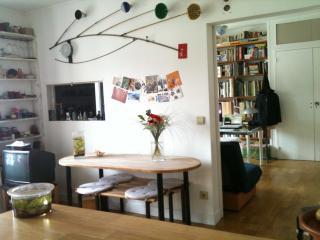 Appartement d'artistes aux Buttes Chaumont