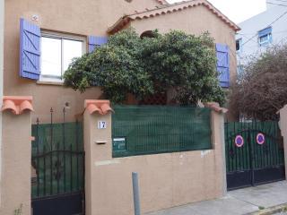 Appartement T3 climatisé dans une villa, Toulon