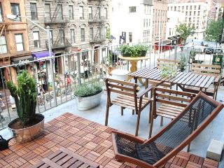 New 1BR with Balcony! Midtown East #4, Nueva York