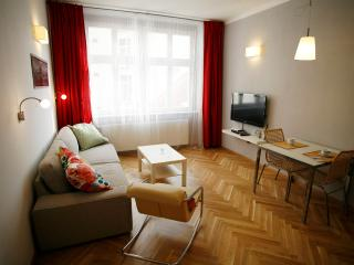 CENTRAL PRAGUE APARTMENT