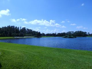 Lake view 7 Bed 4.5 Bath man gated 3 king bed, Kissimmee