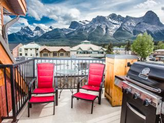New BookCanmore.com property!  Top Floor Corner Unit !