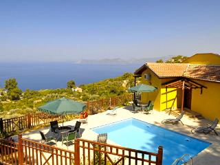 Secluded Villa With Stunning Sea View, Mugla