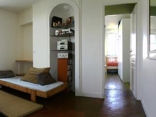 Appartement franco-japonais à Paris
