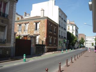 calme et verdure à Paris, Issy-les-Moulineaux