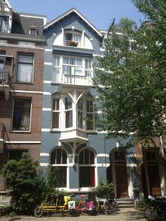 House near Vondelpark & Museum District with design, characteristics and comfort