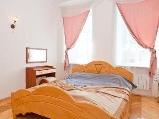 Cozy spacious 2-room apt near Opera, Kiev