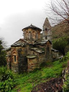 Agios Petros  Kastanea Mani