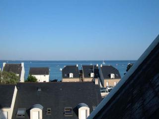 Appartement duplex bord de mer 4/6/8 personnes, Fouesnant