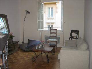 2 bdm apt- One Step from BEACH, heart of Nice