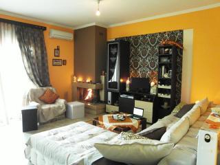 Eine volle Lux Küsten Wohnung 30 Minuten von Thessaloniki
