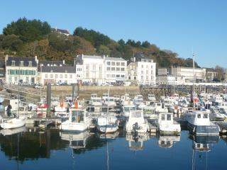 Maison Bretonne vue sur la mer
