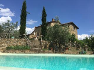2 bedroom Villa in Il Toppo, Tuscany, Italy : ref 5505803